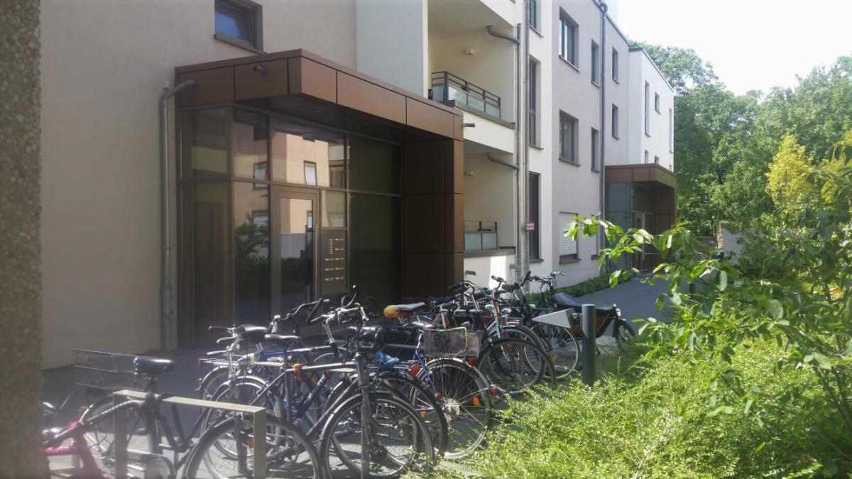 Fabulous Wohnung & Sport: Fahrrad-Abstellung erleichtern | wohnen im UX23