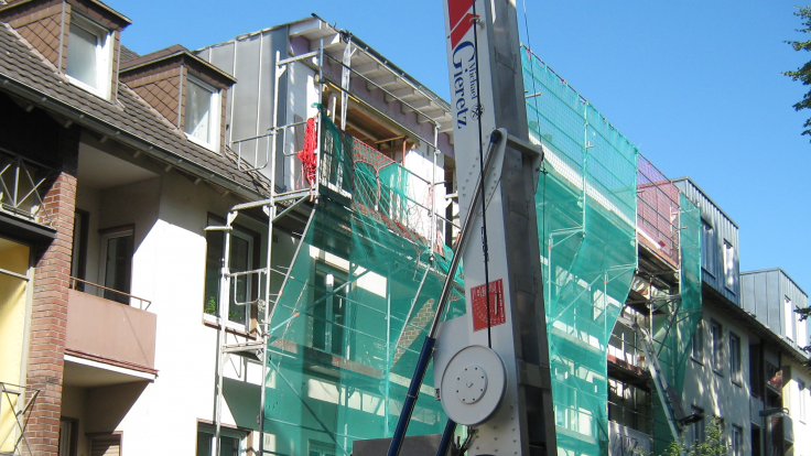 Fassadenerneuerung