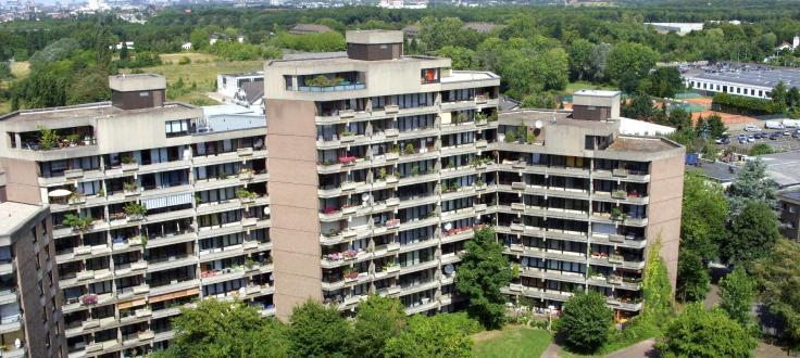 Wohnpark Westhoven, Köln