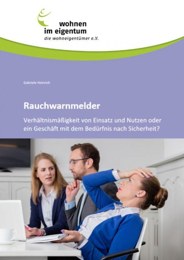 Rauchwarnmelder (PDF)