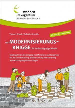 Der Modernisierungs-Knigge für Wohnungseigentümer - Ratgeber